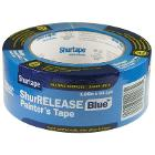 "Premium Grade Painter's Masking Tape, Blue, 1-1/2"" x 60 yard"