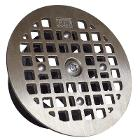 "4.7"" 3.5"" Opening Glass Filled Polypropylene Round Drain Grate for Smith"